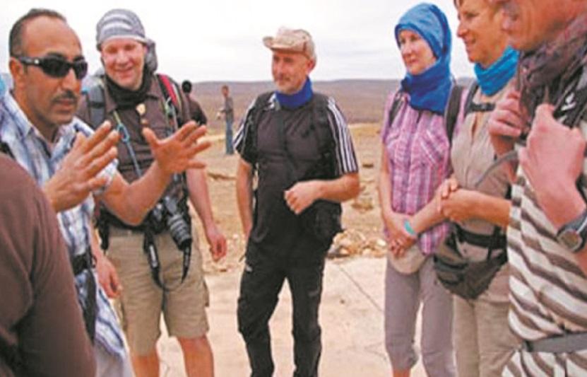 Le métier de guide de tourisme
