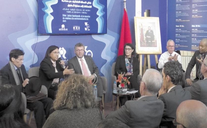 Amina Bouayach : Le CNDH défend, assure et promeut les droits des citoyens