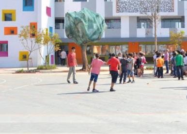 Accord de partenariat pour le soutien du sport scolaire à Khouribga