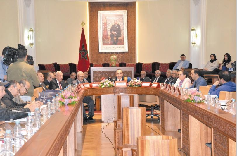 Habib El Malki appelle à un débat en vue de trouver des solutions aux dysfonctionnements dans la relation entre les pouvoirs législatif et exécutif
