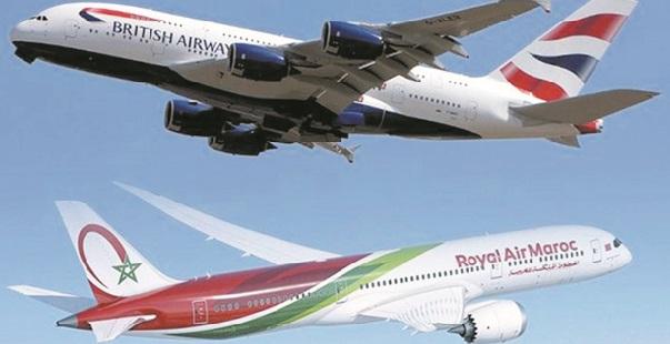 RAM et British Airways signent un accord de code-share