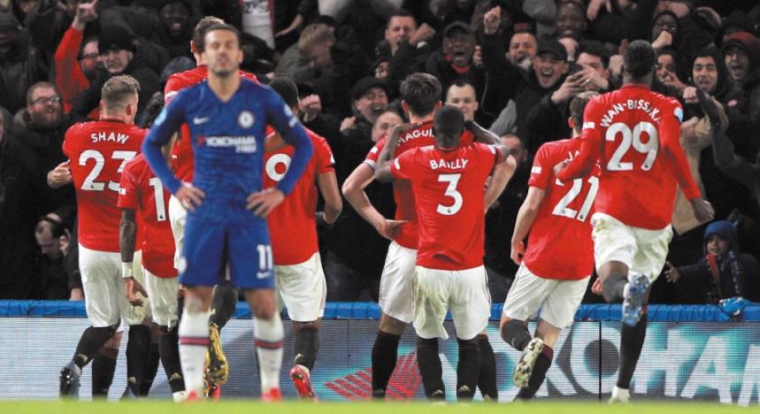 Battu par Man United, Chelsea sous haute pression