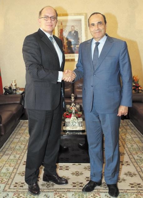 La régularité du dialogue politique entre le Royaume et le Pérou mise en relief