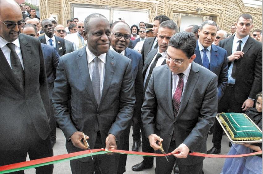La Côte d'Ivoire inaugure son consulat général à Laâyoune