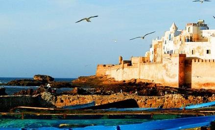 Progression des nuitées dans les EHTC d'Essaouira