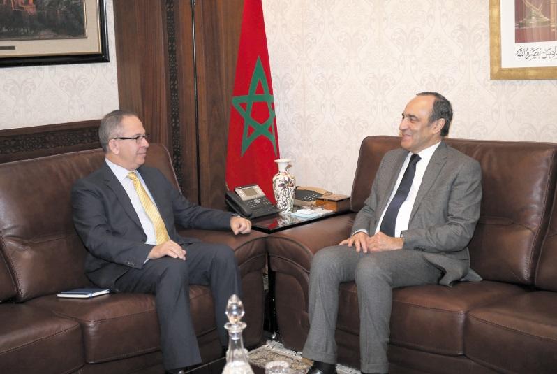 L'ambassadeur de Cuba exprime la volonté de son pays de renforcer ses relations avec le Maroc