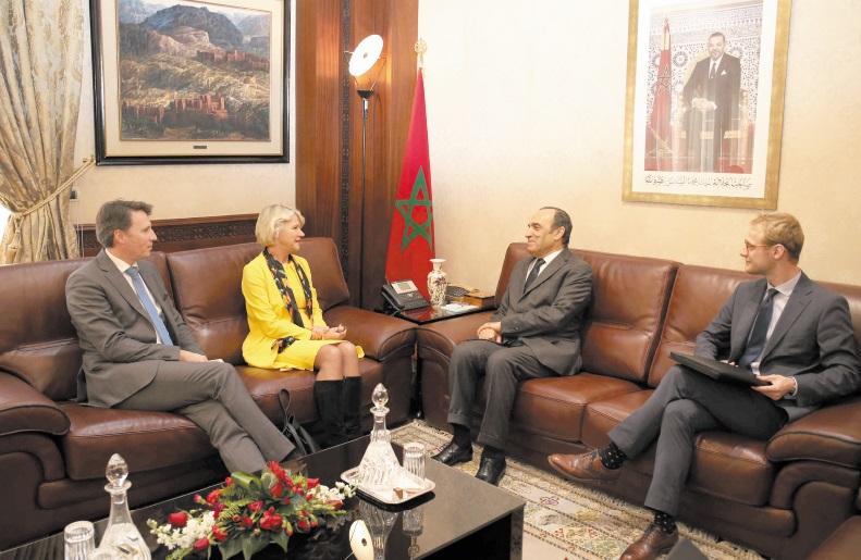 L'ambassadrice des Pays-Bas se félicite de l'intégration des MRE dans la société néérlandaise