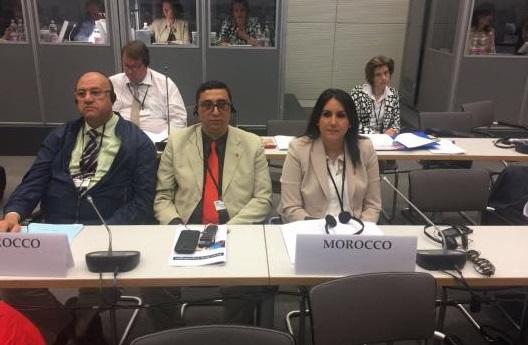 Participation marocaine aux travaux de l'Assemblée parlementaire de l'OSCE