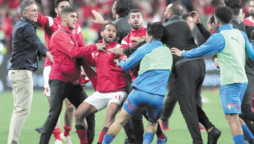 Le Zamalek se retire du championnat égyptien