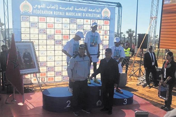 63ème Championnat marocain de cross-country