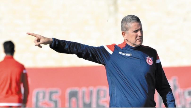 Garrido, nouvel entraîneur du Wydad