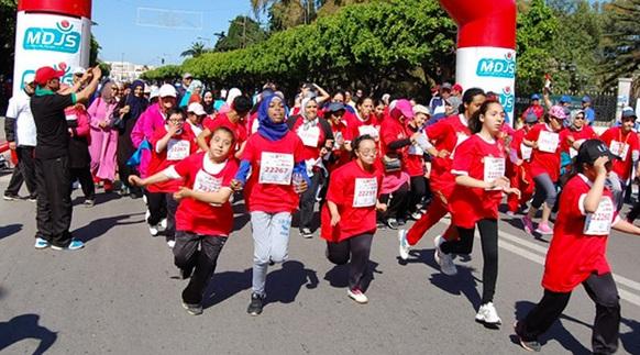 Rabat se prépare à la 13ème édition de la Course féminine de la victoire