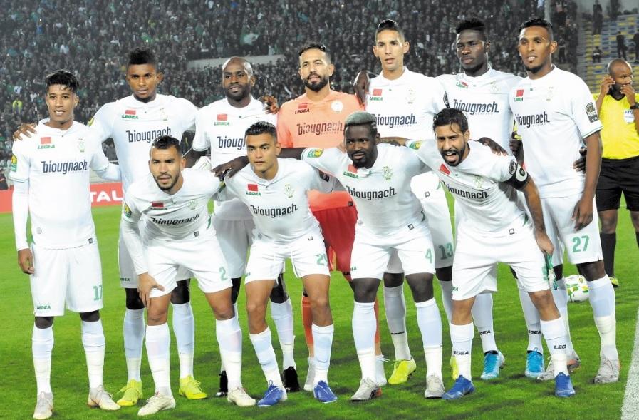 Ligue des champions : Le Raja à l'assaut du Tout Puissant Mazembe