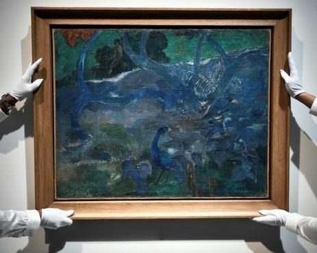 Record absolu d'œuvres vendues en 2019 sur le marché de l'art
