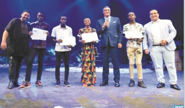 """Oualas : Bilan exceptionnel du 3ème  Festival """"Afrique du rire"""""""