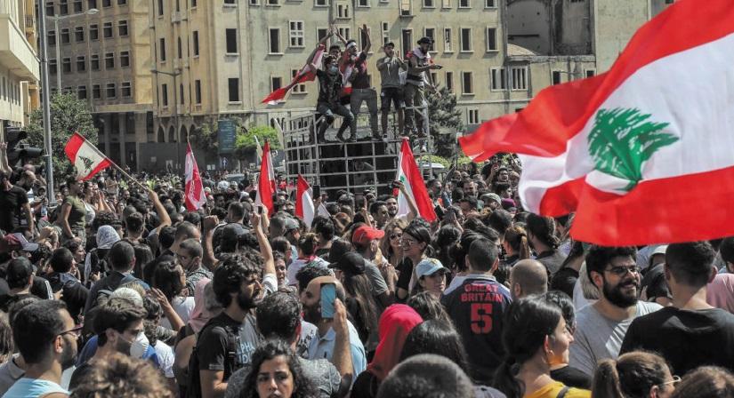 La corruption tentaculaire à l'origine de la colère populaire au Liban