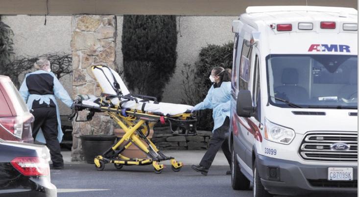 Coronavirus : La barre des 3.000 morts franchie