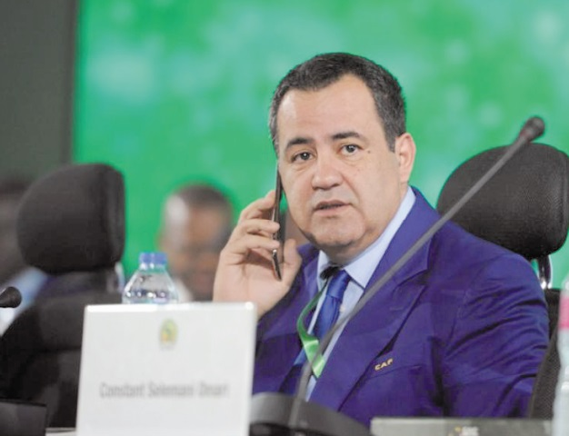 Mouad Hajji démissionne de son poste de SG de la CAF