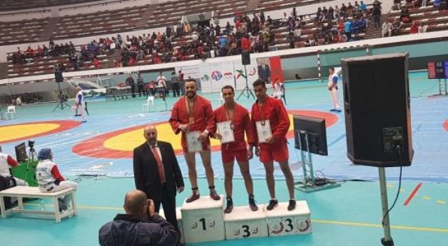 Participation relevée au championnat national de sambo