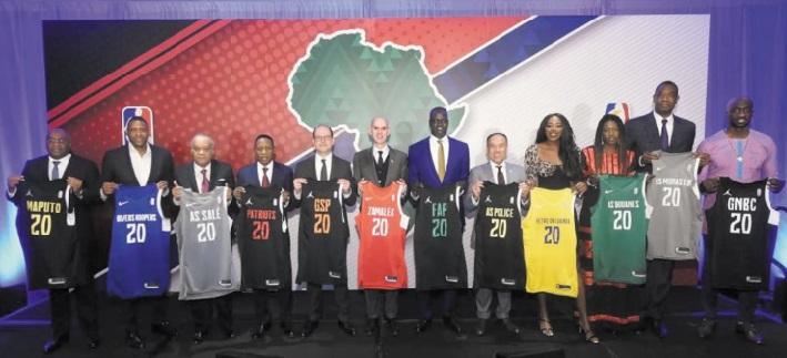 Report de la saison inaugurale de Ligue africaine de basket