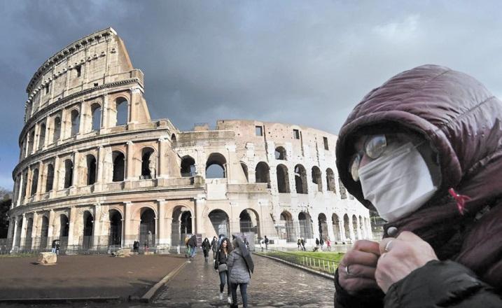 Quarantaine pour plus de 15 millions d'habitants en Italie à cause du coronavirus