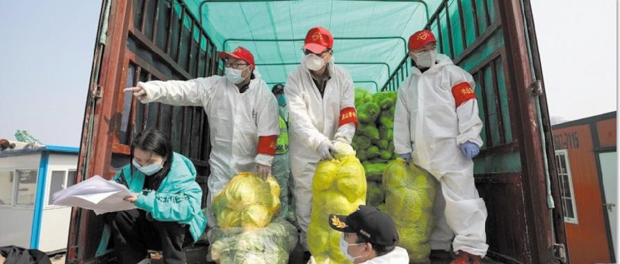 En Chine, l'amertume des habitants confinés par le coronavirus