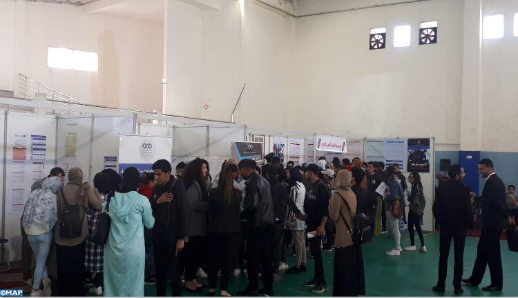 Le projet personnel de l'élève au cœur du Forum de l'information à Essaouira