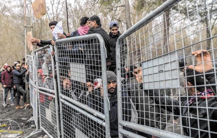 L'Europe envisage d'accueillir jusqu'à 1.500 migrants mineurs arrivés en Grèce