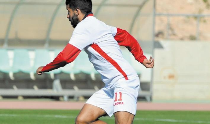 El Berkaoui, né pour marquer