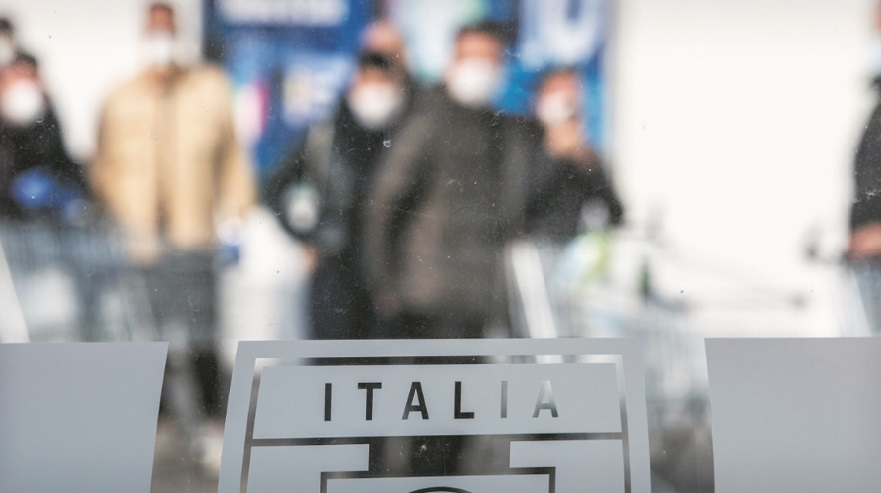 Les Marocains d'Italie positivent