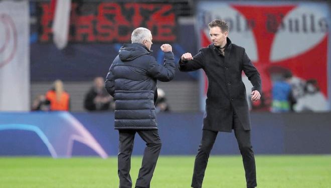 L'élève Nagelsmann a terrassé le maître Mourinho