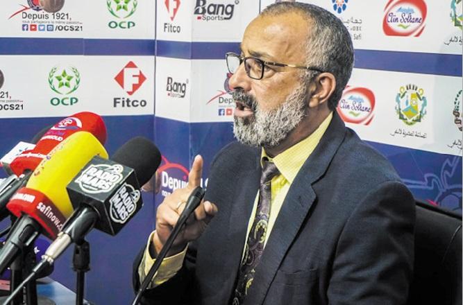 Abdelhadi Sektioui : Main dans la main, nous sommes en mesure de rendre à l'OCS son éclat d'antan