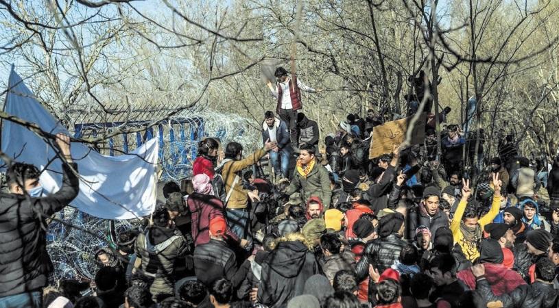 La Grèce dément l'existence de tout site secret de détention des migrants