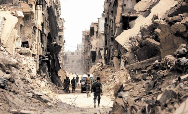 Le drame syrien, neuf ans d'amertume pour les enquêteurs de l'ONU