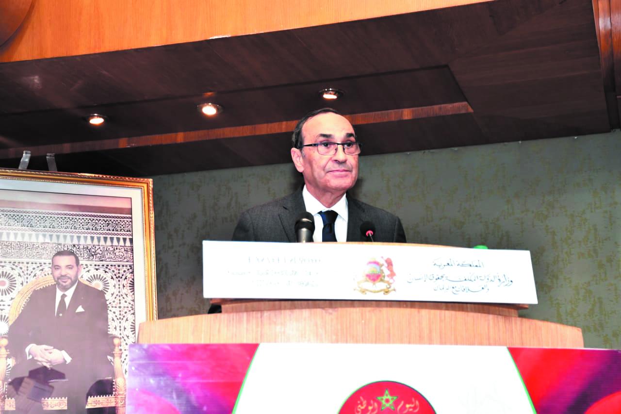 Habib El Malki : La société civile un capital immatériel et historique pour le Maroc