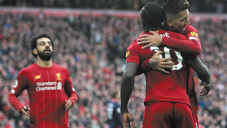 Premier League : Liverpool, un sacre tant attendu qui va devoir attendre