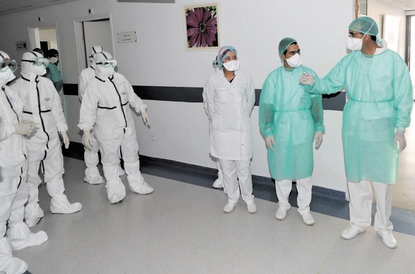 38 cas de contamination au coronavirus recensés
