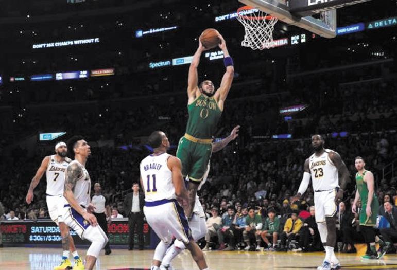 La saison de la NBA pourrait être interrompue durant deux mois
