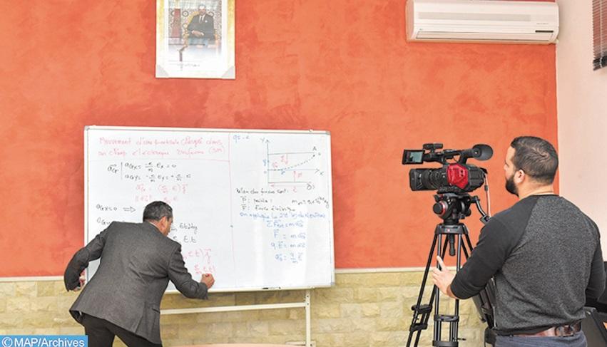 Des réunions sur la mise en œuvre de l'enseignement à distance à Ouarzazate