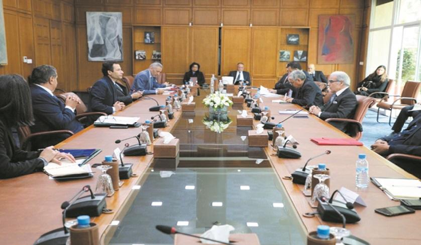 Les députés saluent l'initiative Royale de création du Fonds spécial de gestion du coronavirus