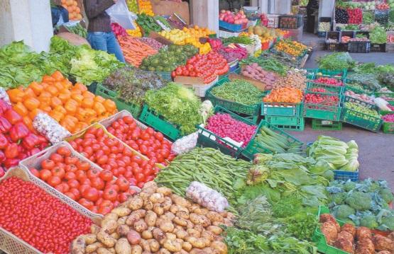Approvisionnement satisfaisant du marché en denrées alimentaires
