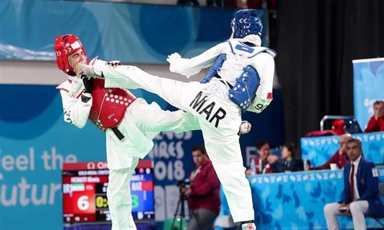 Les taekwondoïstes marocains adoptent l'entraînement à domicile