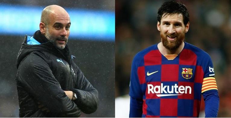 Les dons de Guardiola et Messi