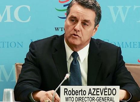 L'OMC appelle ses membres à la transparence sur les mesures commerciales liées au Covid-19