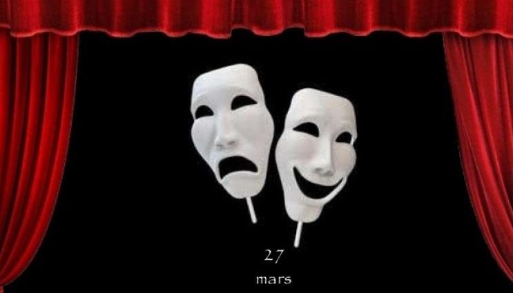 """Journée mondiale du théâtre, une occasion de promouvoir le """"père des arts"""" à travers le monde"""