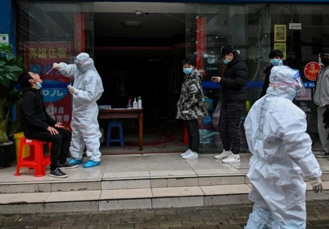 Plus de morts pour lutter contre la pandémie : Des morts par milliers