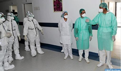 Mobilisation des services de santé à Zagora