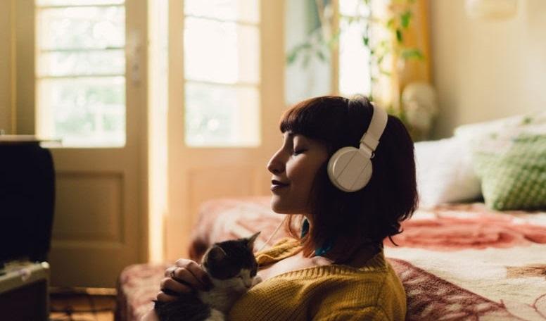 Les musiques reposantes ont le vent en poupe