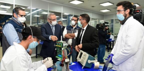 La SERMP se réorganise pour la fabrication de respirateurs 100% marocains
