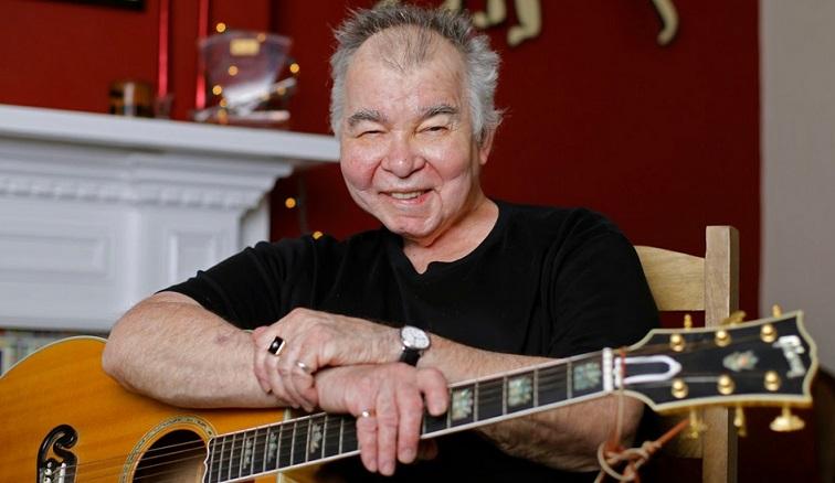 John Prine, légende de la musique folk américaine, n'est plus